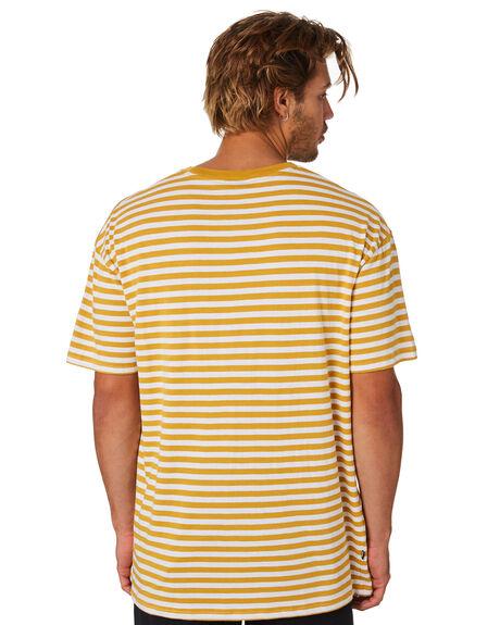 OCHRE MENS CLOTHING STUSSY TEES - ST093100OCH