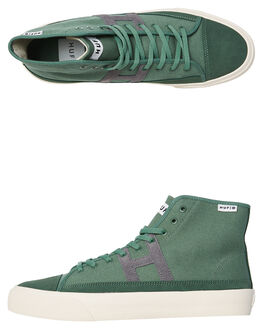 MOSS MENS FOOTWEAR HUF SKATE SHOES - VC00015MOSS