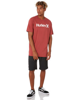 CEDAR WHITE MENS CLOTHING HURLEY TEES - AH7935698