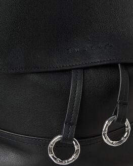 BLACK WOMENS ACCESSORIES RUSTY BAGS + BACKPACKS - BPL0425BLK