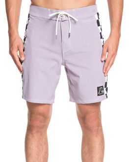 PURPLE ASH MENS CLOTHING QUIKSILVER BOARDSHORTS - EQYBS04137-SKW0