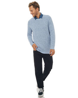 BLUE MENS CLOTHING SWELL KNITS + CARDIGANS - S5171147BLUE