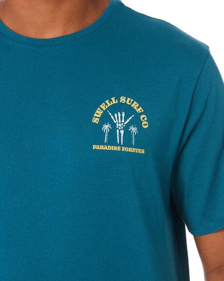 BAYOU BLUE MENS CLOTHING SWELL TEES - S5201034BAYBL