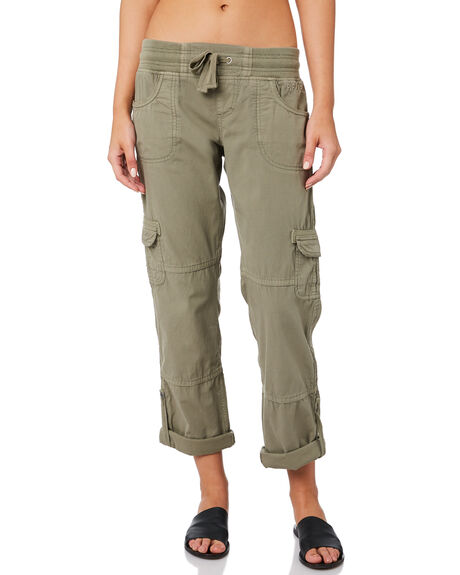 87ec7678 Rip Curl Almost Famous Ii Womens Pant - Vetiver | SurfStitch