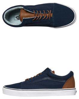 DRESS BLUES ACID MENS FOOTWEAR VANS SNEAKERS - VNA38G1Q6ZBLU