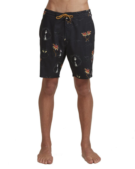 BLACK MENS CLOTHING BILLABONG BOARDSHORTS - BB-9504492-BLK