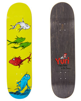 MULTI BOARDSPORTS SKATE ALMOST DECKS - 100231155MULTI