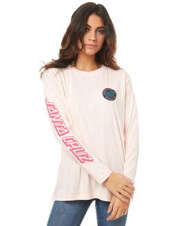 SHERBET WOMENS CLOTHING SANTA CRUZ TEES - SC-WLC7358SHERB