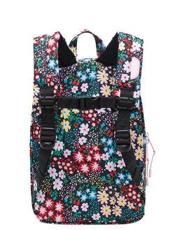 MULTI FLORAL KIDS GIRLS HERSCHEL SUPPLY CO BAGS + BACKPACKS - 10313-02563-OSMLTFL
