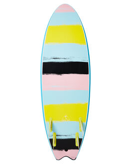 BLUE CURACAO BOARDSPORTS SURF CATCH SURF SOFTBOARDS - ODY60-QBLU9