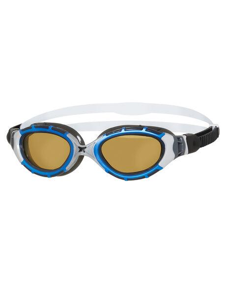 BLUE BLACK BOARDSPORTS SURF ZOGGS SWIM ACCESSORIES - 301929BLUBK