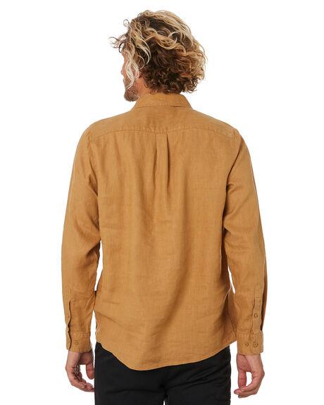 TOBACCO MENS CLOTHING MR SIMPLE SHIRTS - M-05-38-06TOB