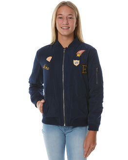 NAVY KIDS GIRLS EVES SISTER JACKETS - 9990026NVY