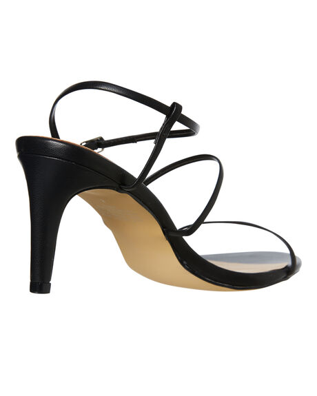 BLACK OUTLET WOMENS THERAPY HEELS - SOLE-A2179BLK