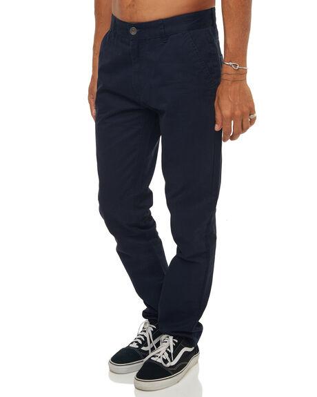 NAVY MENS CLOTHING RHYTHM PANTS - JAN18M-PA01NAV