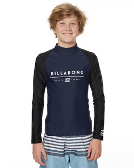 NAVY SURF RASHVESTS BILLABONG BOYS - 8761011NVY