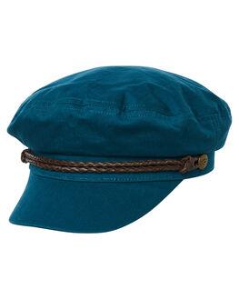 ORION BLUE WOMENS ACCESSORIES BRIXTON HEADWEAR - 00712-ORBLU
