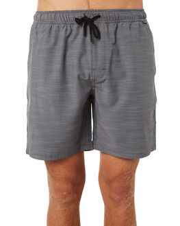 GREY MARLE MENS CLOTHING DEPACTUS BOARDSHORTS - D5182231GRYMA