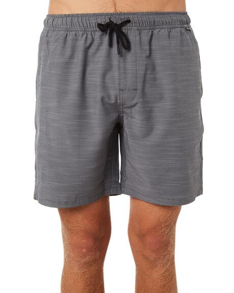 GREY MARLE MENS CLOTHING DEPACTUS BOARDSHORTS - D5182231GRYMA