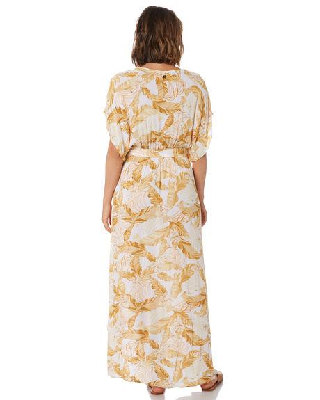 WHITE WOMENS CLOTHING RIP CURL DRESSES - GDRFO91000