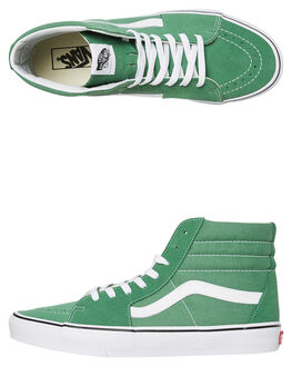 DEEP GRASS WOMENS FOOTWEAR VANS SNEAKERS - SSVNA38GEUKVW