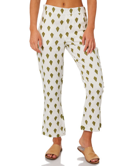 PRINT OUTLET WOMENS ZULU AND ZEPHYR PANTS - ZZ2537PRNT