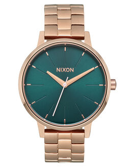 ROSE GOLD EMERALD WOMENS ACCESSORIES NIXON WATCHES - A0992806