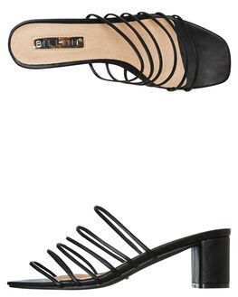 BLACK WOMENS FOOTWEAR BILLINI HEELS - H1230BLK