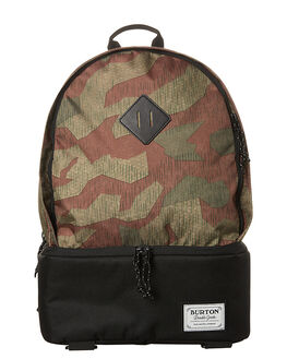 SPLINTER CAMO PRINT MENS ACCESSORIES BURTON BAGS - 177571316