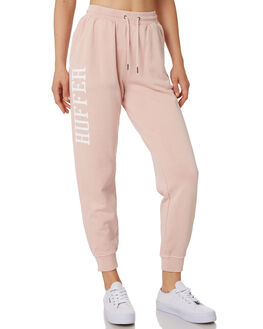 DUSKY PINK WOMENS CLOTHING HUFFER PANTS - WPA91S71342PINK