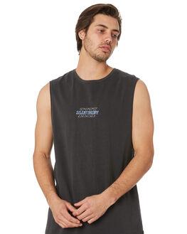 IRON MENS CLOTHING SILENT THEORY SINGLETS - 4043019IRON