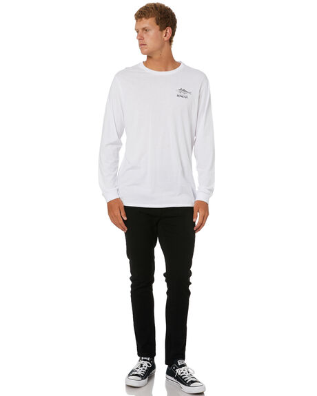 WHITE MENS CLOTHING DEPACTUS TEES - D5211102WHT