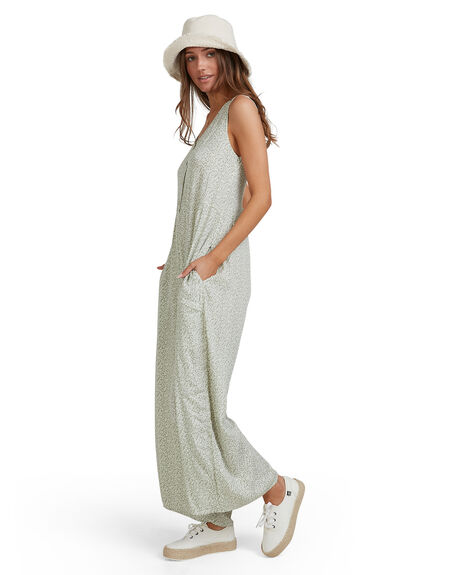 MINT WOMENS CLOTHING BILLABONG PLAYSUITS + OVERALLS - 6513521-MNT