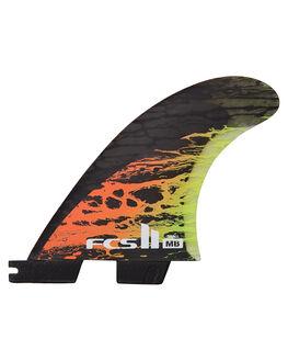 ORANGE BOARDSPORTS SURF FCS FINS - FMBS-CC03-SM-TS-RORG
