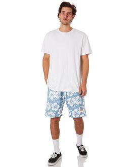 STEEL MENS CLOTHING OKANUI BOARDSHORTS - OKBOHBSTSTE