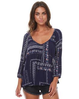 PEACOAT WOMENS CLOTHING BILLABONG FASHION TOPS - 6571096PEAC