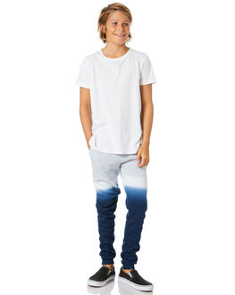MOON INDIGO KIDS BOYS ALPHABET SOUP PANTS - AS-KFA8385BMIND