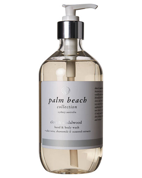 CLOVE SANDALWOOD ACCESSORIES BODY PRODUCTS PALM BEACH COLLECTION  - HBWXCS