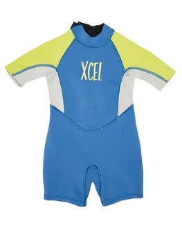 FAIENCE BLUE ICE BOARDSPORTS SURF XCEL TODDLER BOYS - TN011017FIL