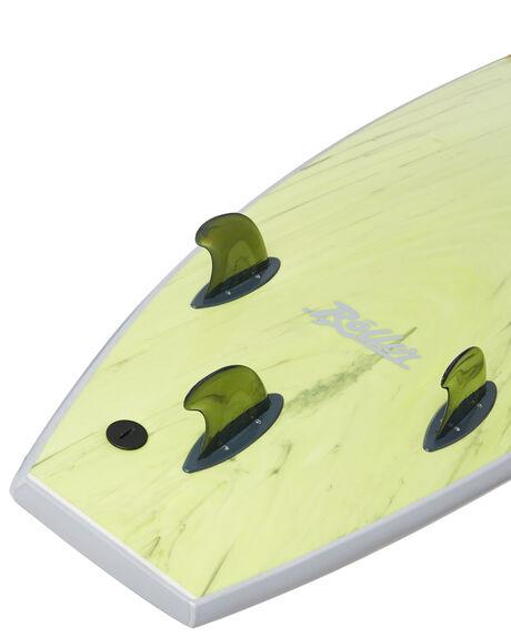 GREY BOARDSPORTS SURF SOFTECH SOFTBOARDS - ROLVF-GRM-084GRYM