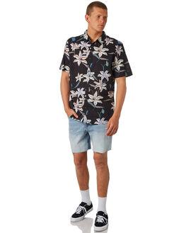 BLACK MENS CLOTHING INSIGHT SHIRTS - 5000002681BLK