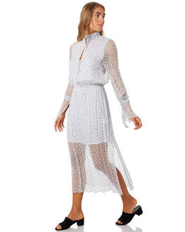 SCATTER FLORAL WOMENS CLOTHING MLM LABEL DRESSES - MLM684SCTFL