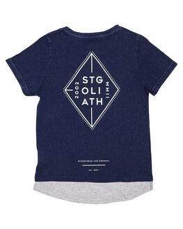NAVY KIDS TODDLER BOYS ST GOLIATH TOPS - 2821010NAVY