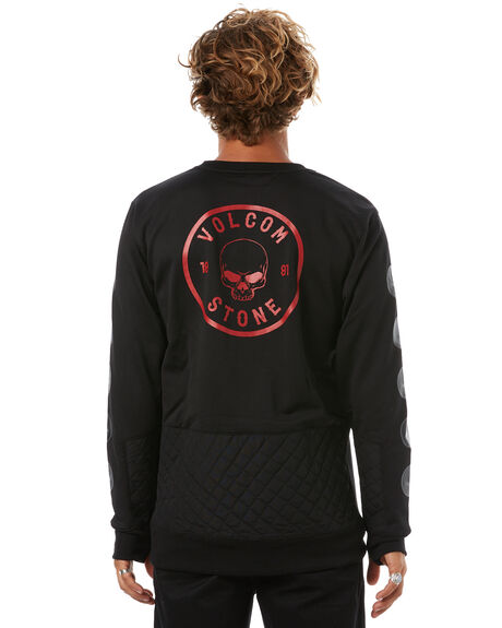 BLACK SNOW OUTERWEAR VOLCOM LAYERING - G2451806BLK