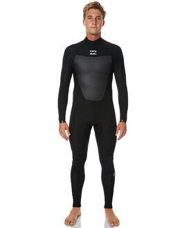 BLACK SURF WETSUITS BILLABONG STEAMERS - 9773810BLK