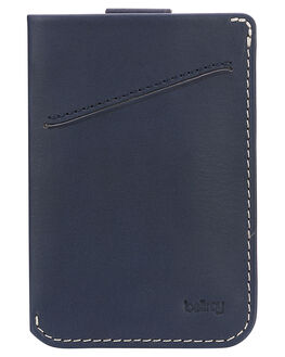 BLUE STEEL MENS ACCESSORIES BELLROY WALLETS - WCSABLUS