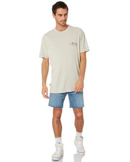WHITE SAND MENS CLOTHING STUSSY TEES - ST005008WTSND