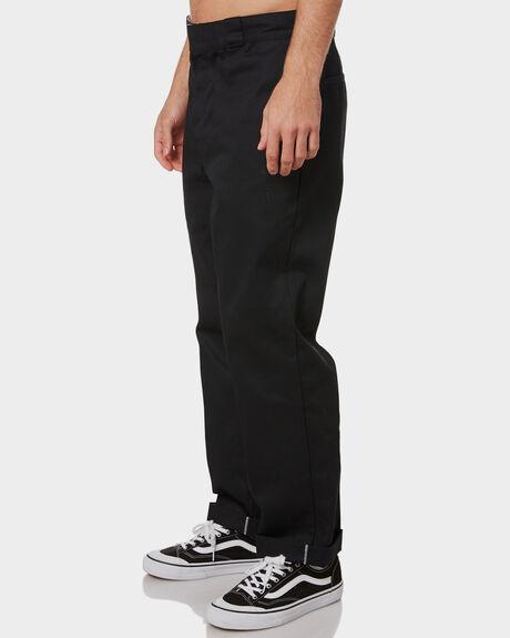 BLACK MENS CLOTHING DICKIES PANTS - K1210907BK