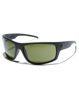 MATTE BLACK GREY MENS ACCESSORIES ELECTRIC SUNGLASSES - EE17201020MBLKG