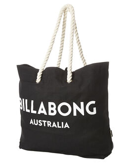 BLACK WOMENS ACCESSORIES BILLABONG BAGS + BACKPACKS - 6661113EBLK